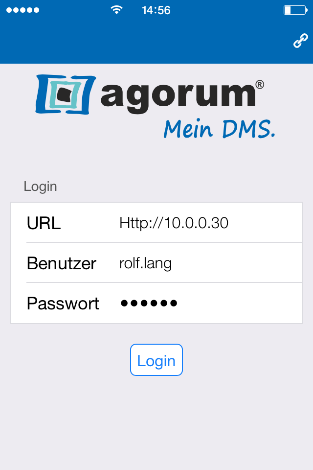 mobile.de einloggen