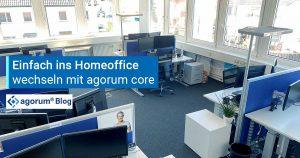 agorum core für Homeoffice 2 Monate kostenlos