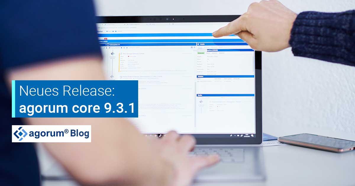 agorum core Versio 9.3.1 Release