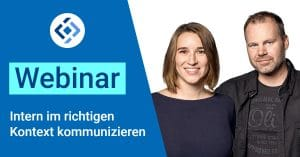 Webinar interne Kommunikation
