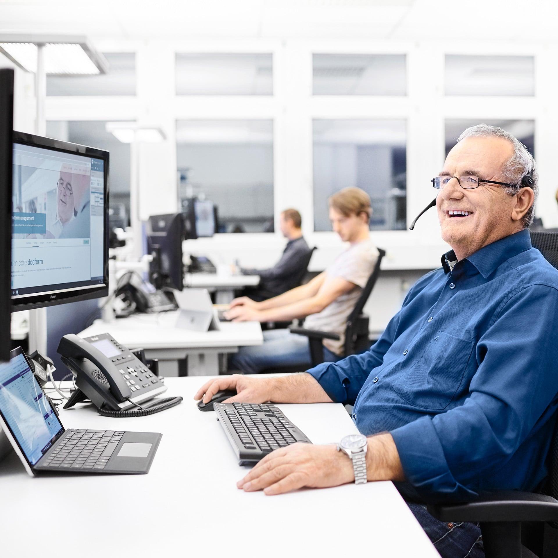 agorum Stellenangebote IT Administration Cloud Ostfildern