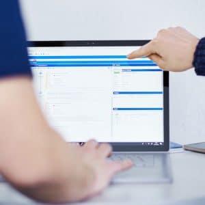 agorum Stellen Ostfildern Software Konfiguration