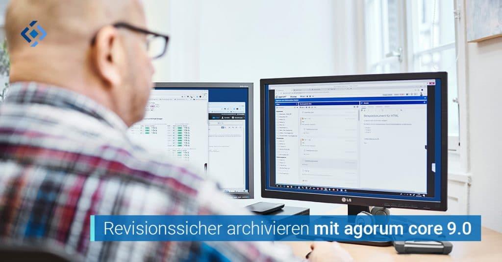 Version 9.0 Revisionssicher nach GoBD archivieren