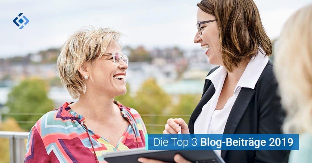 Top 3 Blogs 2019 agorum core DMS