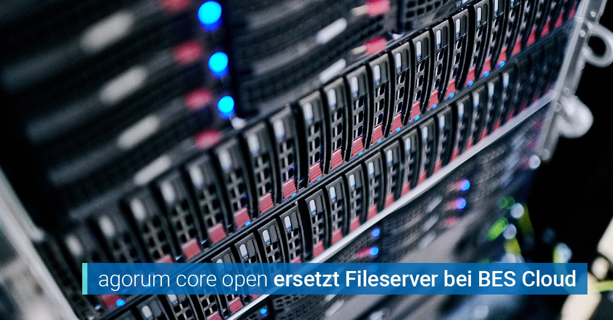 BES Cloud Fileserver agorum core open