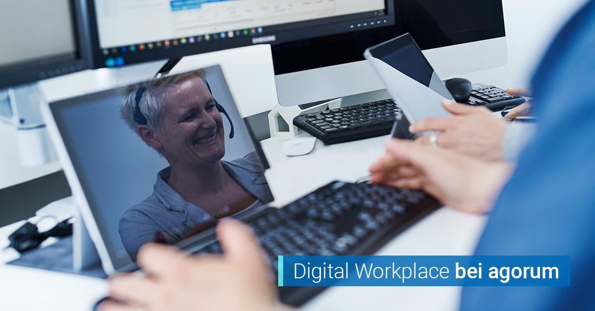 Digital Workplace Software Lösungen