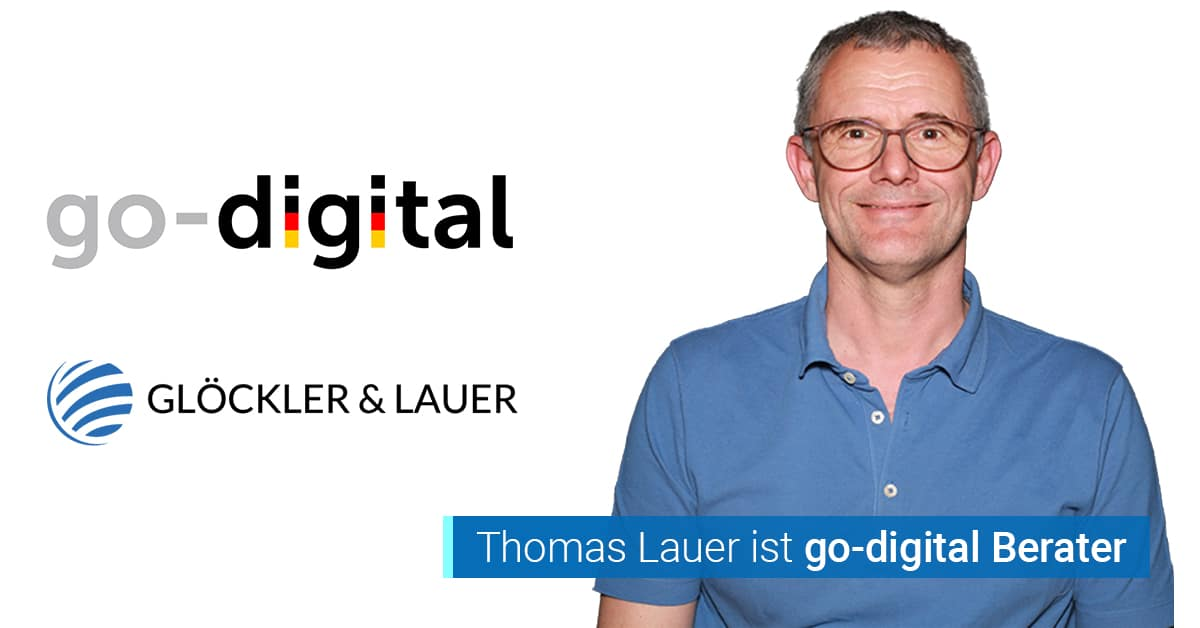 agorum Partner Glöckler & Lauer aus Neu-Ulm ist akkreditierter go-digital Berater