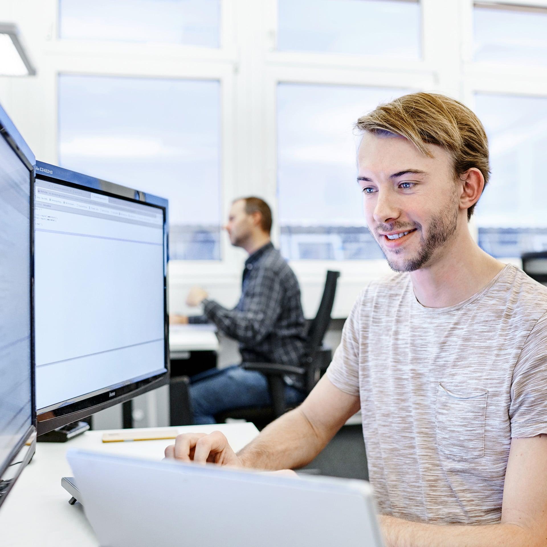Stellenangebot Software Entwicklung agorum Stuttgart