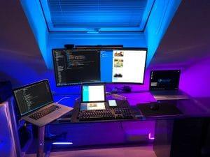 Setup Entwickler Home Office dev setup agorum boost