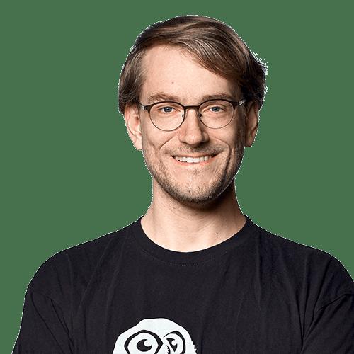 Mitarbeiter Entwicklung Robert Duck